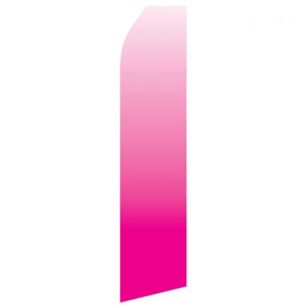 Magenta Gradient Econo Stock Flag