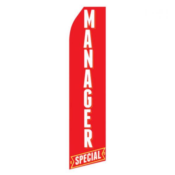 Manager Special Econo Stock Flag