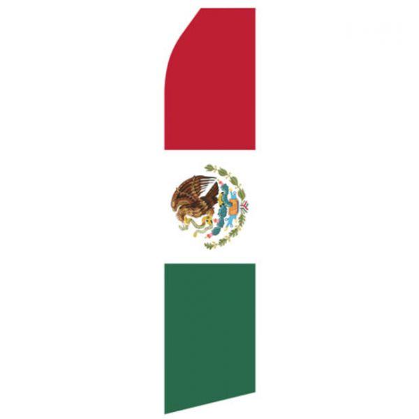 Mexican Flag Econo Stock Flag