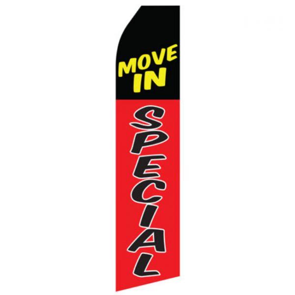 Move In Special Econo Stock Flag