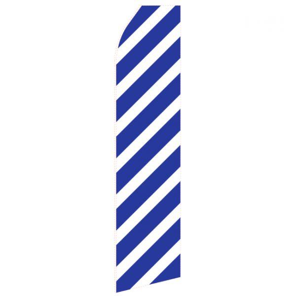Navy Blue Econo Stock Flag