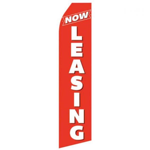 Now Leasing Econo Stock Flag