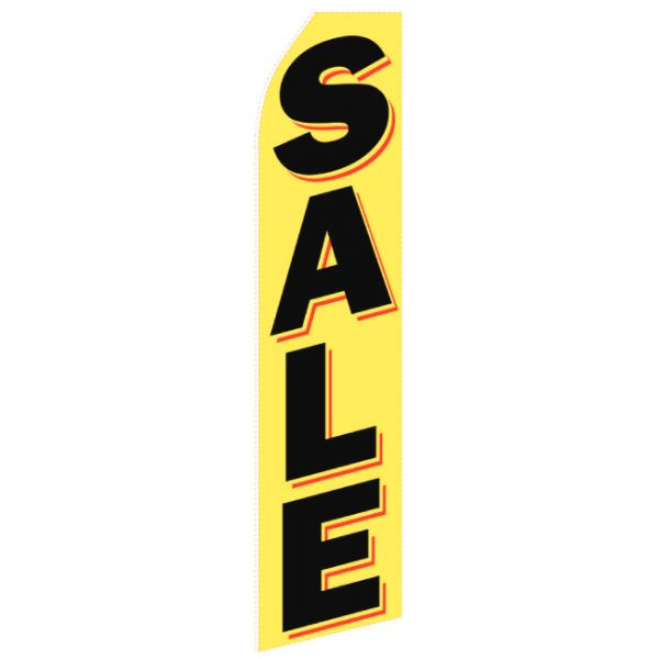 On Sale Econo Stock Flag