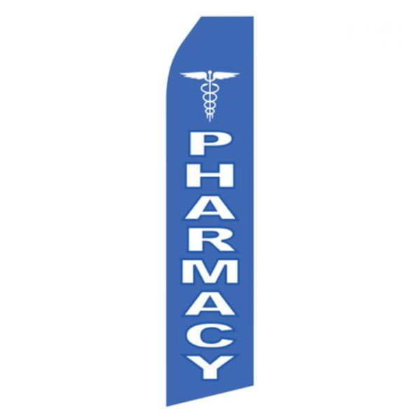 Pharmacy Econo Stock Flag