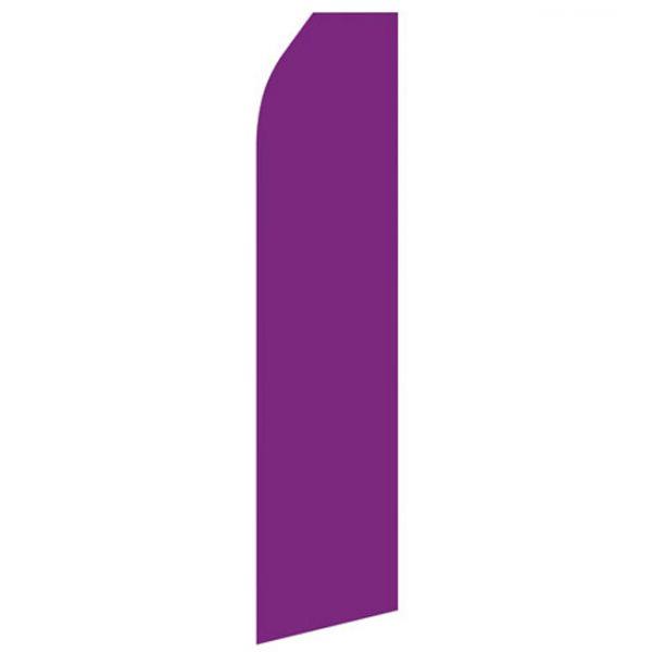 Plum Econo Stock Flag