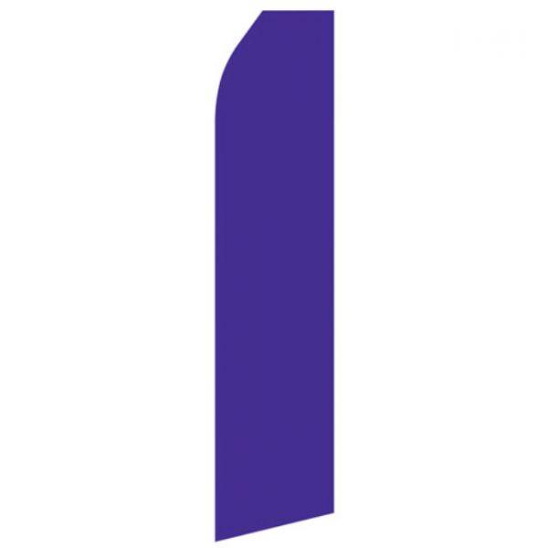Purple Econo Stock Flag