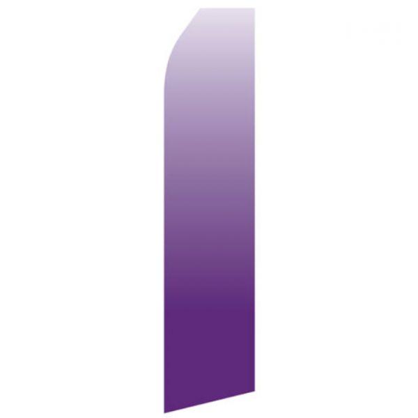 Purple Gradient Econo Stock Flag