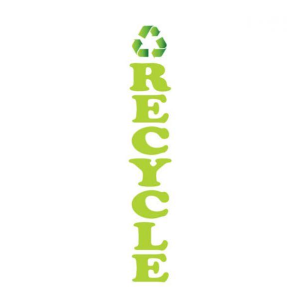 Recycle Econo Stock Flag