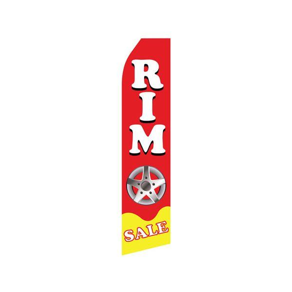 Rim Sale Econo Stock Flag