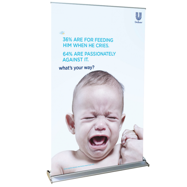 Event Banner Stand