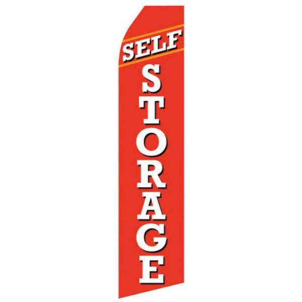 Self Storage Econo Stock Flag