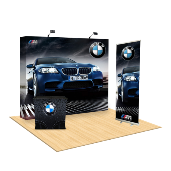 custom exhibition displays