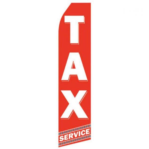 Tax Service Econo Stock Flag