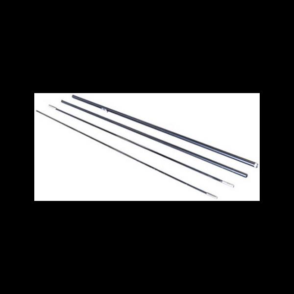 Teardrop Flag Pole Set - Medium