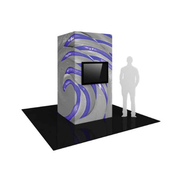 4'x8' -  Modular Monitor Tower 02