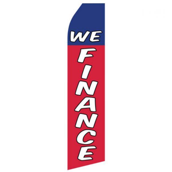 We Finance Econo Stock Flag