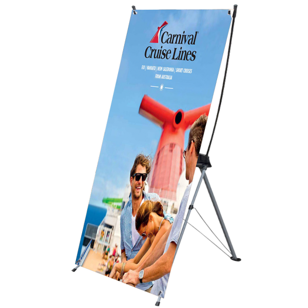 X Banner Stand 32