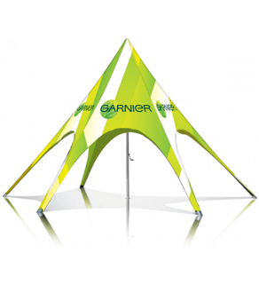 Customized Star Tents